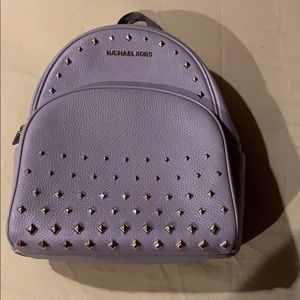 Mk backpack, like new, just used once